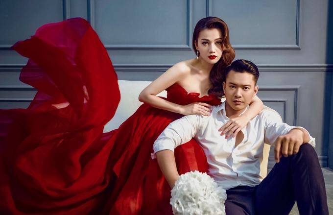Chia sẻ về mối quan hệ với Thái Nhiên Phương, Hồ Đức Vĩnh cho biết cả hai chỉ là anh em. Hồ Đức Vĩnh vẫn lẻ bóng, chưa có bạn gái còn Hoa hậu Quốc tế người Việt 2016 kín tiếng về chuyện tình cảm.