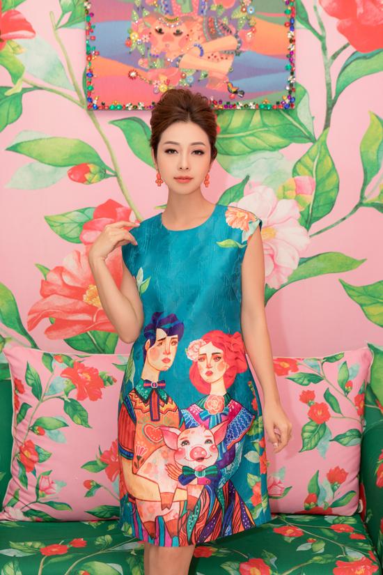 Sao Việt chuộng trang phục chú heo của Vũ Ngọc và Son - 3