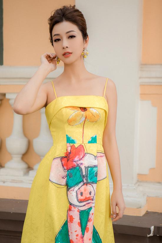 Sao Việt chuộng trang phục chú heo của Vũ Ngọc và Son - 2