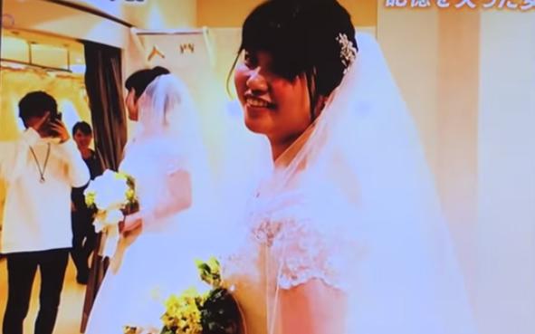 Maruyama đã cùng Yuya đi thử váy cưới trước khi tai nạn xảy ra.