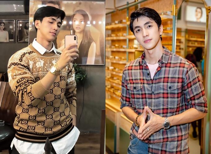 Bình An sinh năm 1993, sống tại Hà Nội, sở hữu chiều cao 1,82m.