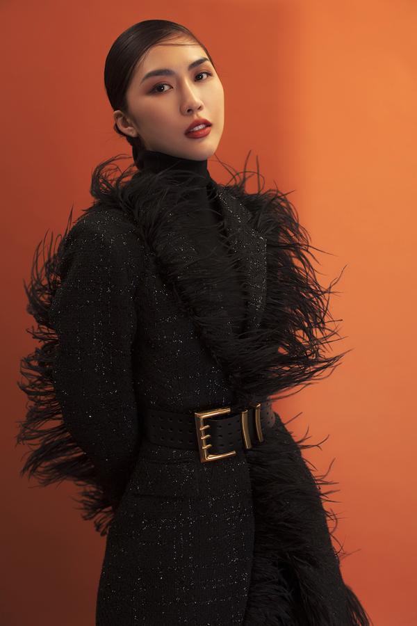 Sau nhiều danh hiệu sắc đẹp, cô tiếp tục đăng ký thi Hoa hậu Bản sắc Việt toàn cầu 2019.