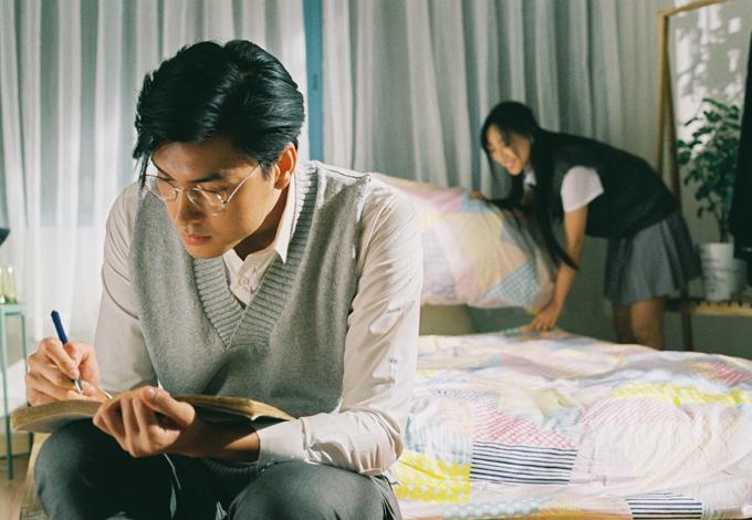 Quang Đại kể về mối tình đầu trong phim ngắn - 3