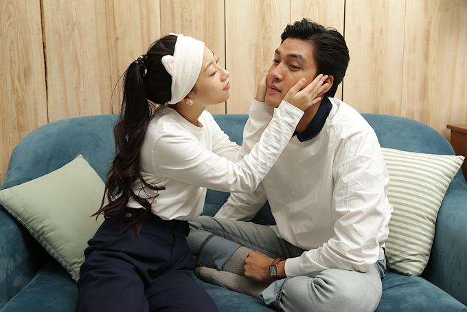 Quang Đại kể về mối tình đầu trong phim ngắn - 5
