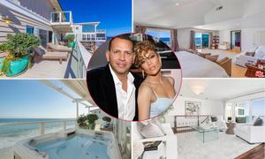 Jennifer Lopez và bạn trai góp tiền mua biệt thự bên biển