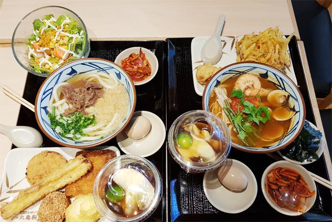 Địa chỉ cuối tuần: ăn mì udon tự phục vụ y chang ở Nhật