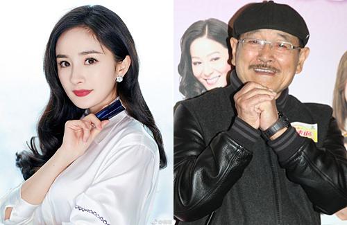 Ông Lưu Đan nói Dương Mịch không về Hong Kong, không thăm con gái dịp Tết.