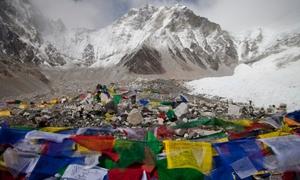 Everest Base Camp ở Tây Tạng đóng cửa đối với du khách thông thường