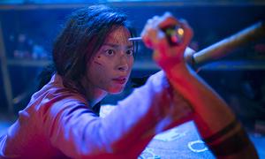 Phim 'Hai Phượng' tốn vài trăm triệu một ngày khi Ngô Thanh Vân chấn thương