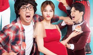 'Cua lại vợ bầu' của Trấn Thành là phim Việt ăn khách nhất mọi thời đại