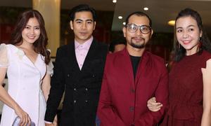 Dàn sao dự tiệc cưới Anh Tài - Vũ Ngọc Ánh tại TP HCM