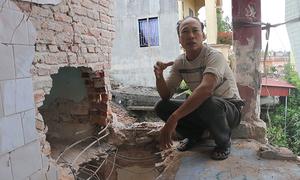 Gia đình Thanh Hóa bị ám sát bằng mìn lúc rạng sáng