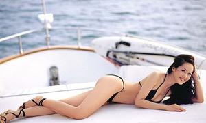 'Đệ nhất hồng nhan họa thủy' xứ cảng thơm 56 tuổi vẫn đẹp rực rỡ