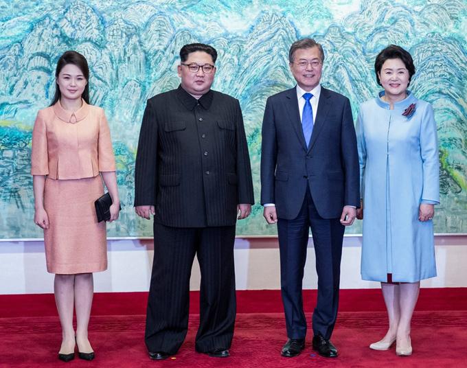 Gu thời trang tiên phong của phu nhân ông Kim Jong-un - 9