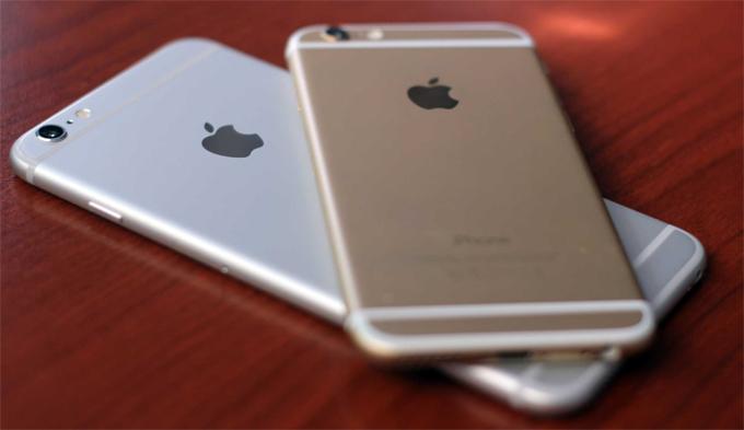 iPhone 6S, 6S Plus và 7 tân trang giá rẻ ở Mỹ