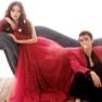Ảnh hot 20/2: Á hậu Phương Nga mặc váy cưới sánh đôi bạn trai