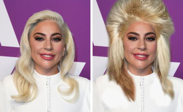 Lady Gaga lộ hết nhược điểm