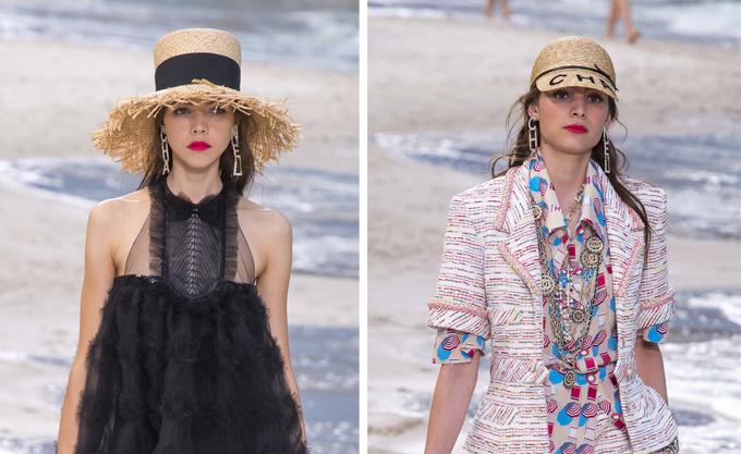Chanel biến bảo tàng thành bãi biển  - 8