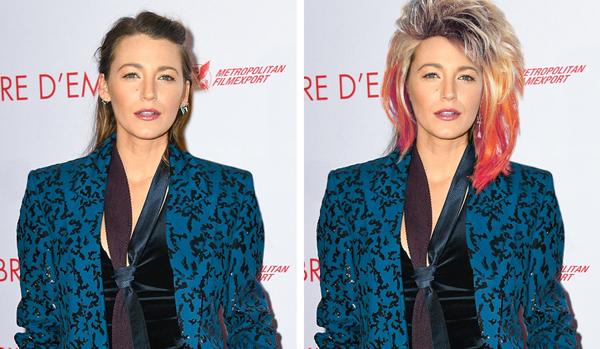 Blake Lively ------------ Xem thêm: Cười té ghế khi sao Hollywood thử để kiểu tóc thập niên 80, http://vietbao.vn/Media/Cuoi-te-ghe-khi-sao-Hollywood-thu-de-kieu-toc-thap-nien-80/151187289/827/ Tin nhanh Việt Nam ra thế giới vietbao.vn