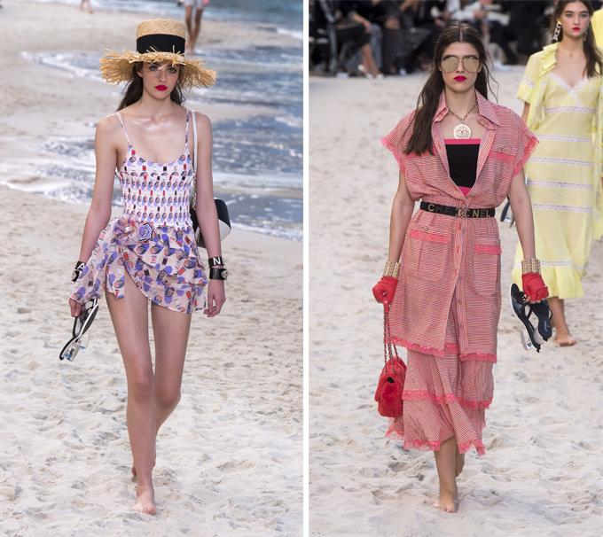 Chanel biến bảo tàng thành bãi biển  - 7