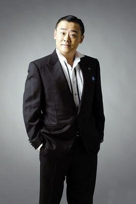 Diễn viên hài Châu Lập Ba.