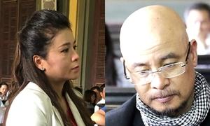 Ông Vũ 'Trung Nguyên' không chấp nhận vợ rút đơn ly hôn