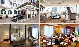 Các khách sạn sang trọng từng đón Tổng thống Mỹ ở Hà Nội và TP HCM