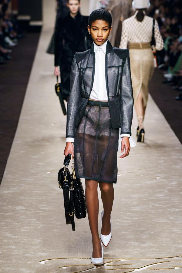 Những thiết kế cuối cùng của Karl Lagerfeld (2) - 8