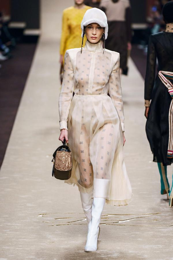 Những thiết kế cuối cùng của Karl Lagerfeld (2) - 4