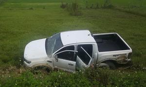 Nhóm buôn ma túy ở Hà Tĩnh cầm súng cố thủ