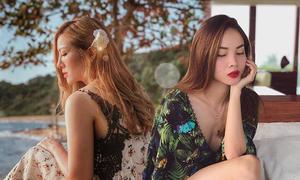 Sắm đồ đi biển 'chất' như chị em Yến Trang - Yến Nhi