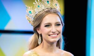 Hoa hậu Hòa bình Quốc tế 2015 bị truất ngôi