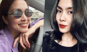 Học lỏm cách chọn màu son tuyệt đẹp cho da ngăm của Hà Tăng