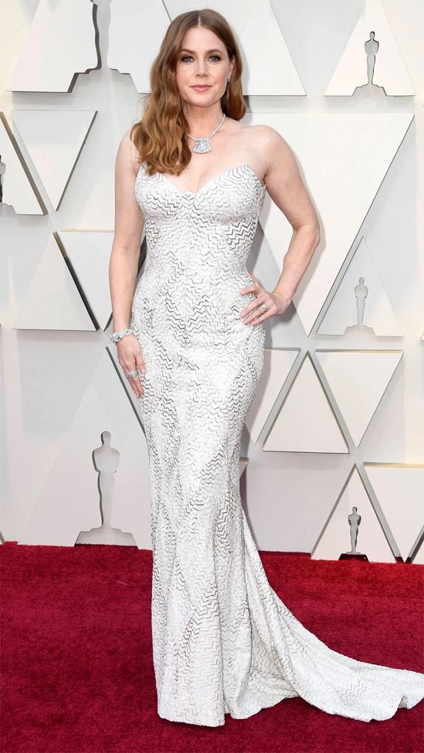 Minh tinh Amy Adams - ngôi sao của bộ phim được đề cử Vice.