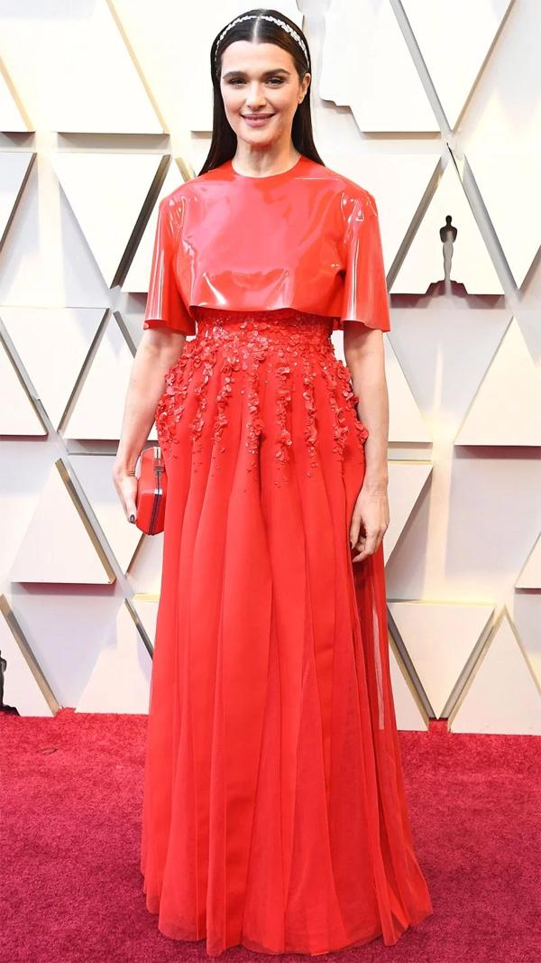 Diễn viên Rachel Weisz được đề cử Nữ diễn viên phụ xuất sắc với vai diễn trong phim The Favourite.
