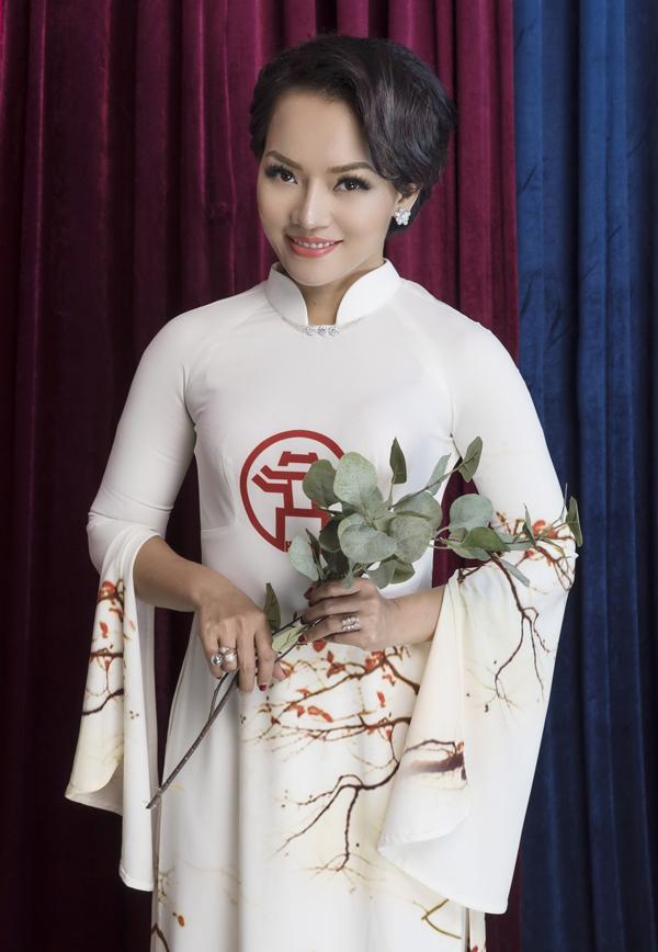 Nữ ca sĩ hy vọng có dịp được mặc áo dài, thực hiện một bộ ảnh thời trang trên đất Triều Tiên.