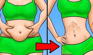 3 bài tập giúp giảm mỡ thừa cho từng kiểu béo bụng