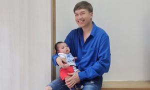 Stylist Lê Minh Ngọc bỏ kinh doanh nhà hàng khi làm bố đơn thân