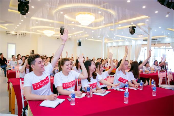 Tatu Group tổ chức khóa đào tạo - 3