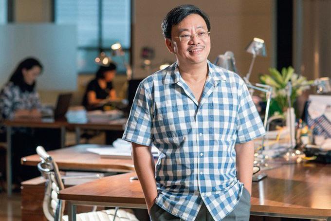 Ông Nguyễn Quang Đăng, Chủ tịch kiêm Tổng giám đốc Tập đoàn Masan. Ảnh: Forbes Vietnam.