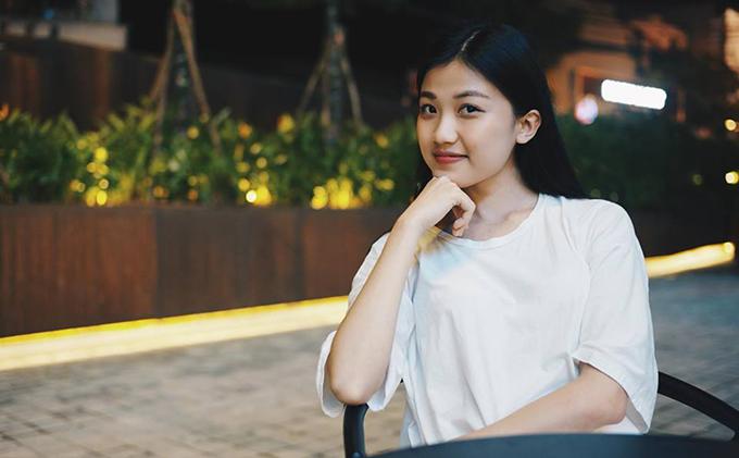 Nhan sắc đời thường của Lương Thanh.