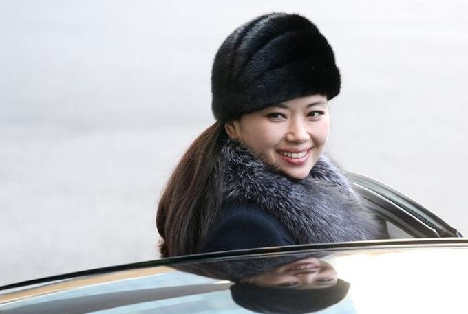 Hyon Song-wol - ca sĩ nổi tiếng và được yêu thích nhất tại Triều Tiên.