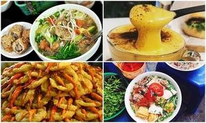 Báo Mỹ gợi ý 5 món phải ăn khi đến Hà Nội
