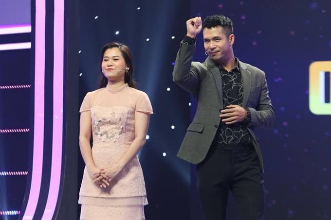 Lâm Vỹ Dạ và Trương Thế Vinh đảm nhận dẫn dắt, có nhiều màn tung hứng vui nhộn trong chương trình.