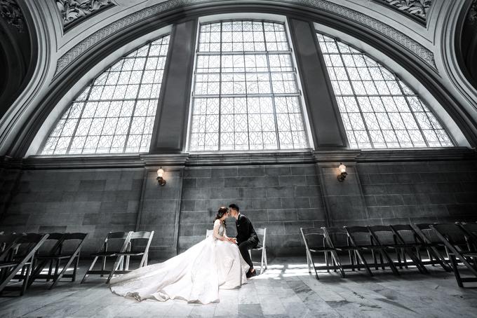Ảnh cưới ở San Francisco của cặp 9X