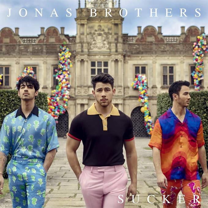 Nhóm Jonas Brothers thành lập năm 2005, nổi tiếng trên Disney qua bộ phim truyền hình Camp Rock và đã phát hành 4 album phòng thu gồm It's About Time (2006), Jonas Brothers (2007), A Little Bit Longer (2008), Lines, Vines and Trying Times (2009) và album live LiVe (2013). Họ đã bán được 17 triệu đĩa nhạc trên toàn thế giới.