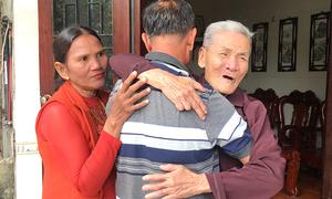 'Liệt sĩ' mất tích gần 30 năm bất ngờ trở về
