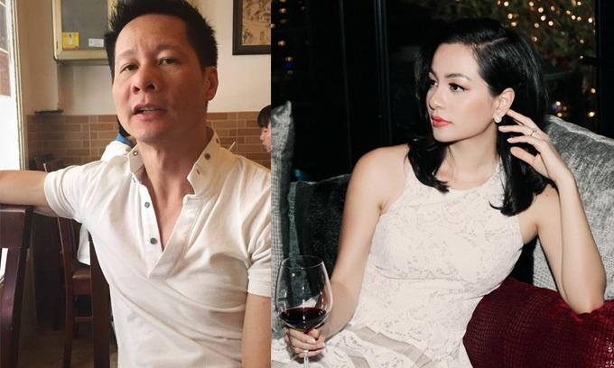 Đại gia Nguyễn Đức An ly dị người mẫu Ngọc Thúy thông qua tòa án bang California, Mỹ năm 2008.