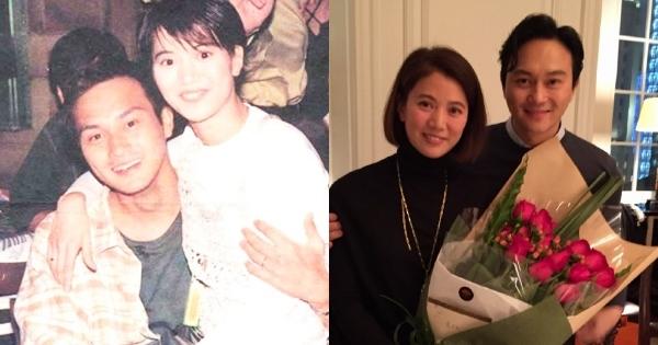 Vợ chồng Vịnh Nghi 27 năm bên nhau mặn nồng.