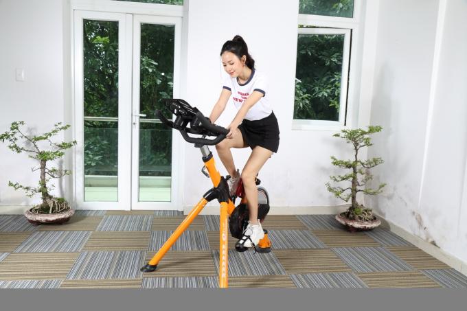 Không hàng hiệu và trang sức ngày 8/3, Midu tự thưởng bản thân xe đạp tập - 1